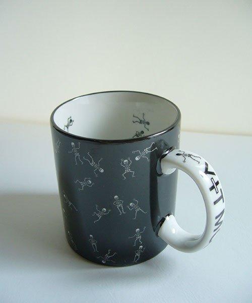 画像1: Y+T マグカップ 陶器 美濃焼 ブラック (1)