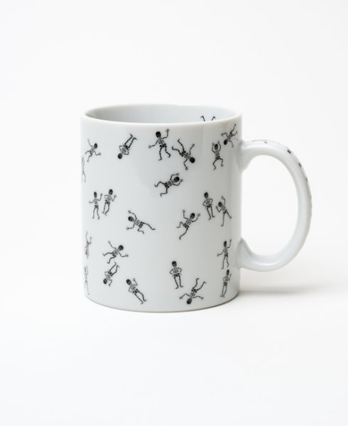 画像1: Y+T マグカップ 陶器 美濃焼 ホワイト (1)