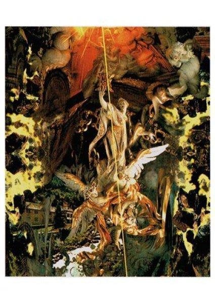 画像1: ポストカード Angelic Beam (1)
