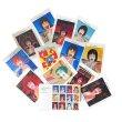 画像1: WITH CORONA YODARE by TADANORIYOKOO ポストカード12枚セット (1)