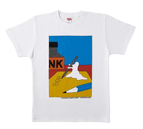 画像1 Tシャツ M ブルー